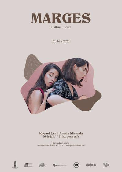 Festival Marges - Raquel Lúa i Amaia Miranda