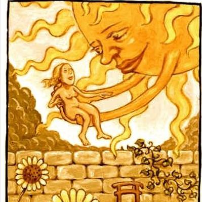 MEDITACION CON LA CARTA DE EL SOL