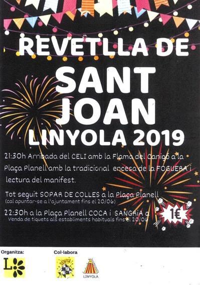 Sant Joan 2019