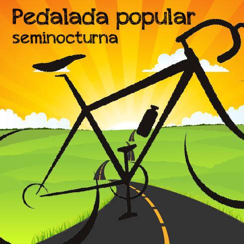 PEDALADA POPULAR SEMINOCTURNA