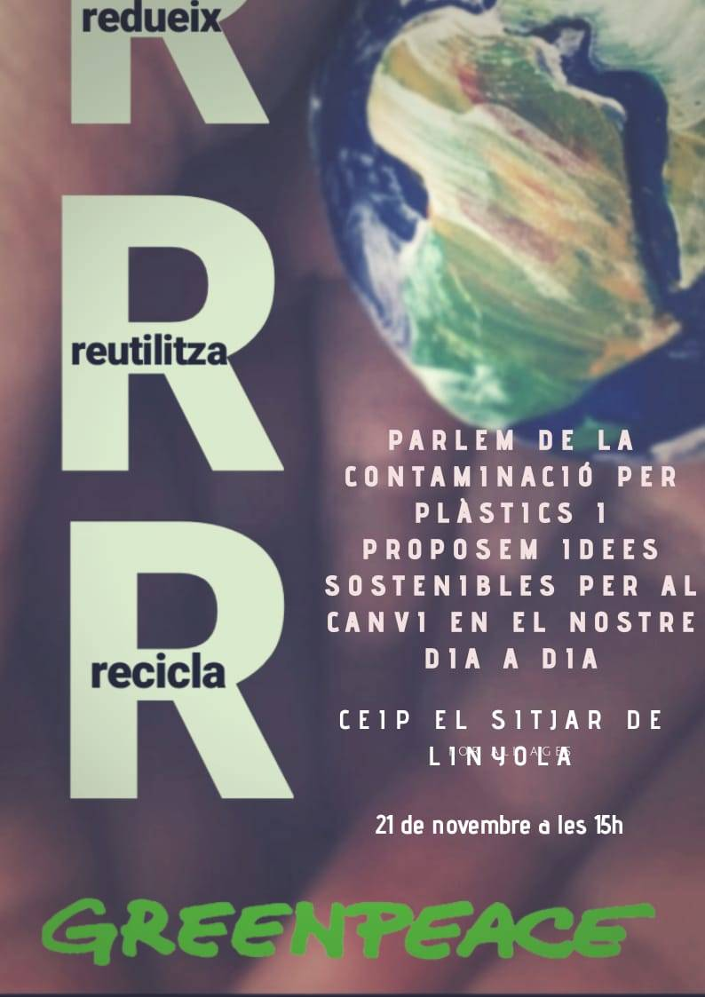 REDUEIX, REUTILITZA, RECICLA