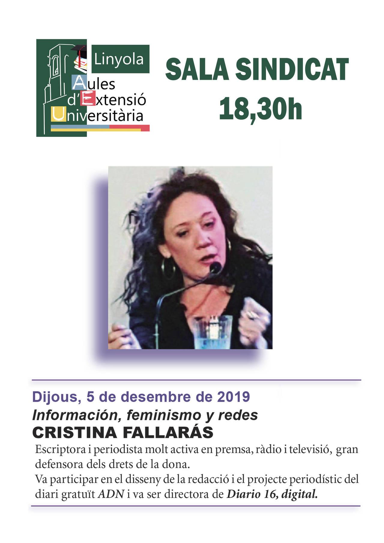 AULES D'EXTENSIÓ UNIVERSITÀRIA DE LINYOLA
