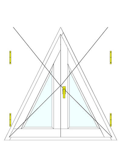Triangles i trapezis