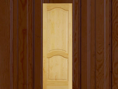 Puertas macizas machihembradas y rechapadas for Puertas macizas exterior