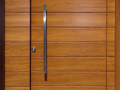 Puertas machihembradas horizontal/vertical