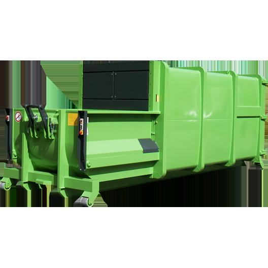 Bergman mobile compactor