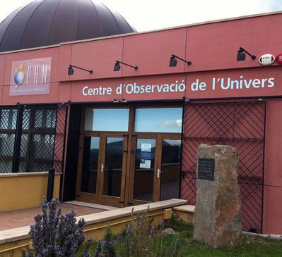 Centro de Observación del Universo de Áger