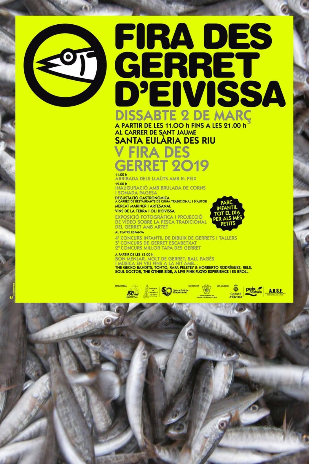 V Fira des Gerret d'Eivissa