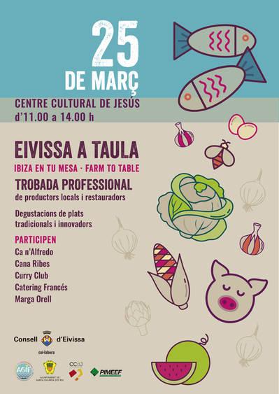 Eivissa a Taula - Ibiza en tu mesa
