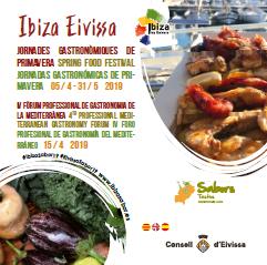 Jornadas gastronómicas de primavera IBIZA SABOR 2019