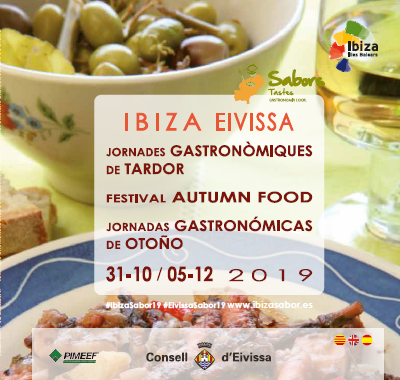 Autumn gastronomic days Ibiza Sabor
