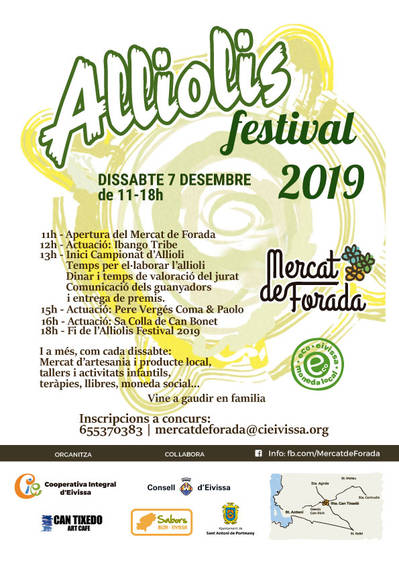 Alliolis Festival 2019