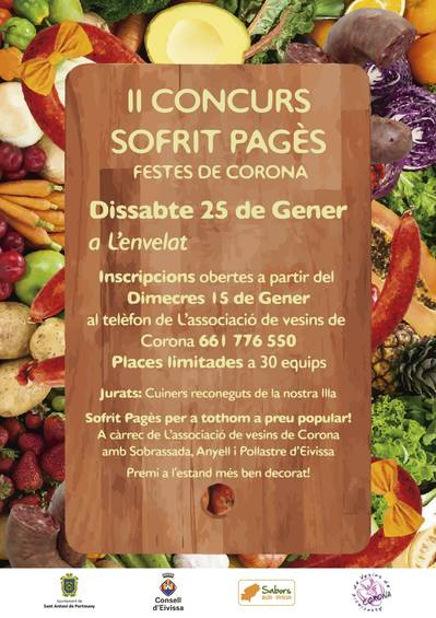 Second Sofrit Pagès Contest