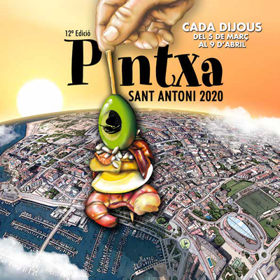 New edition of Pintxa Sant Antoni