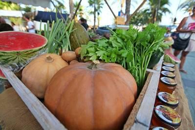 Mercado semanal en la Cooperativa de Sant Antoni de producto km0