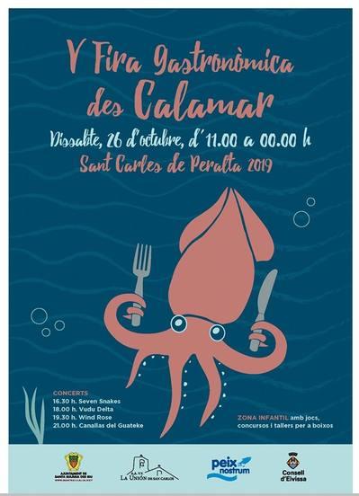 Fira Gastronòmica des Calamar