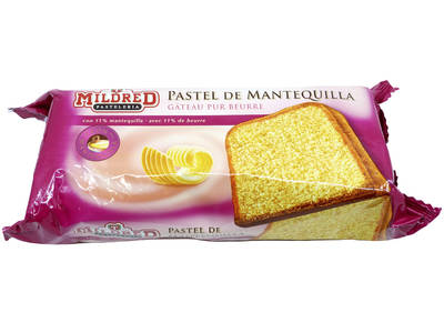 """German Butter Cake 400 Grs. """"Mildred"""""""