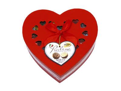 Box Heart Chocolates 170 Grs.