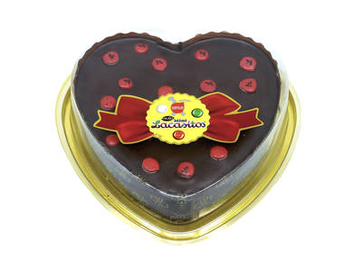 Choco Lacasitos Red Hearts 180 Grs.