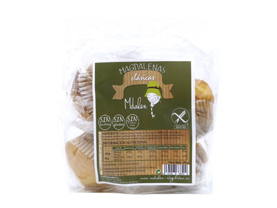 """Mad Classic 190gr. """"Without gluten"""""""
