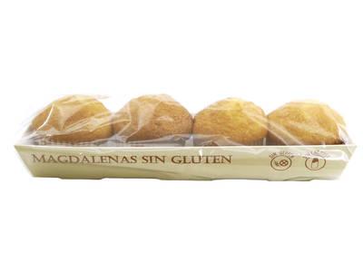 "Muffins 4 units ""Gluten free"""