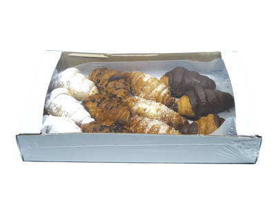 Assorted pastries case 500 gr