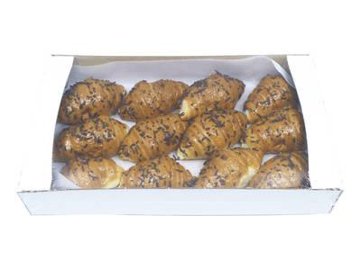 Choco shavings croissant 500 gr