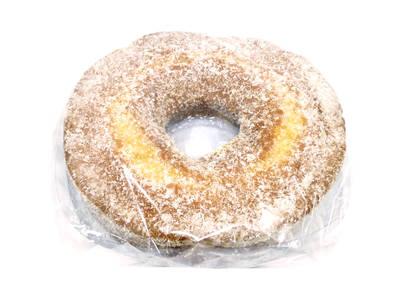 Round coconut cake 400 grs