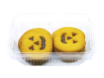 Chocolate pumpkin cookie 200 Grs.