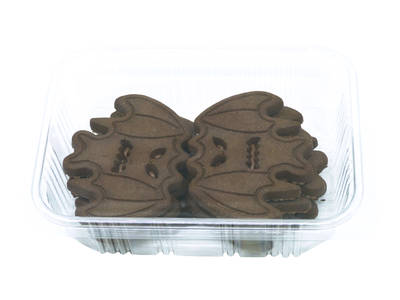 Choco bat cookie 200 Grs.