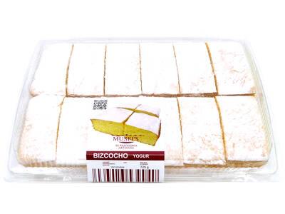 Yogurt cake 725 grs (Family)