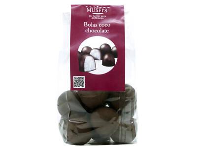 "Coco chocolate balls 250 Grs. ""Musfi's"""
