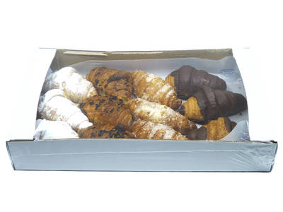 Assorted pastry box 500 grs