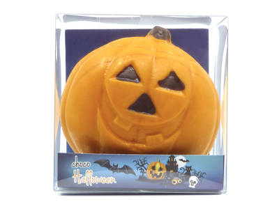Halloween pumpkin choco -Mica Box-