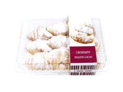 Choco stuffed croisant 300 grs
