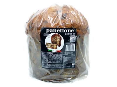 """Panettone choco 500 Grs.""""Musfi's"""""""