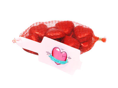 Red Hearts 100 Grs.