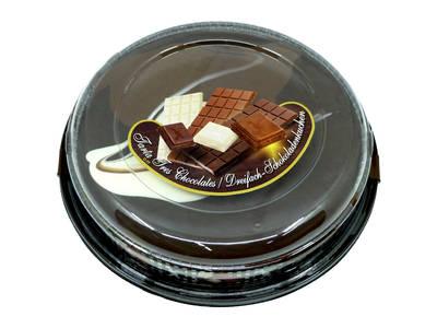 Tarta 3 Chocolates 400 grs