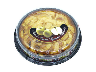 Apple Cake 400 grs