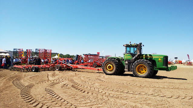 Specialists in equipping high-power tractors