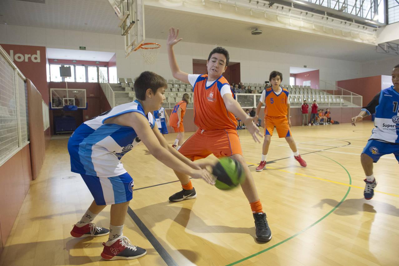 Reunió específica de bàsquet