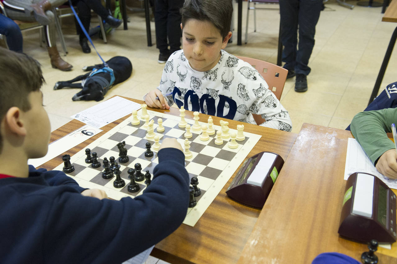 Reunió específica d'escacs