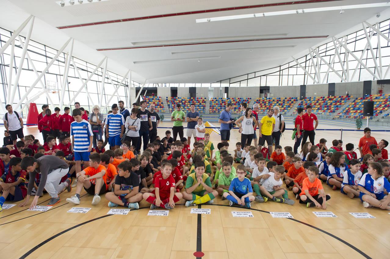 Inici de les activitats del Jocs Esportius Escolars 18/19