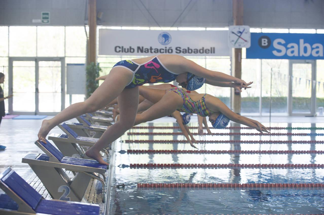 Reunió específica de natació