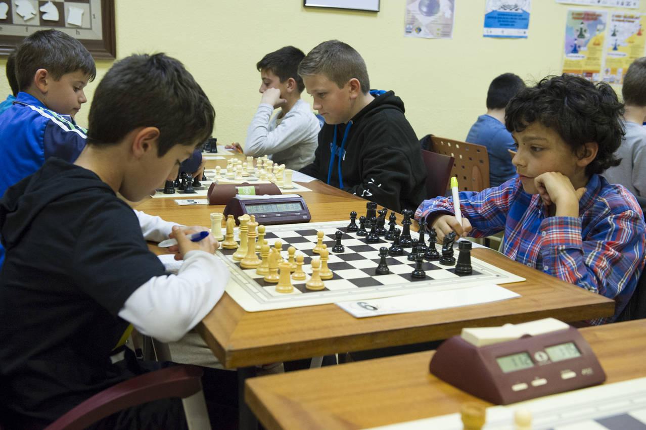 Inici dels escacs