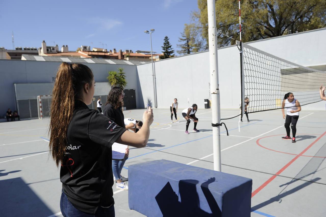 Formació Tutors/es de Joc de voleibol i handbol