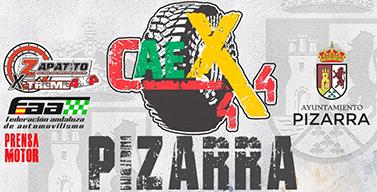 CAEX 4x4 Pizarra 2020