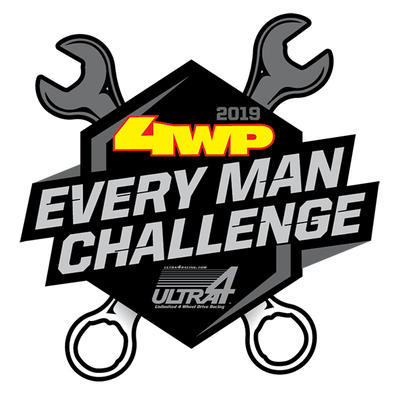 4WP Every Man Challenge 2019