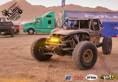 King of the Hammers 2020 (race and car)