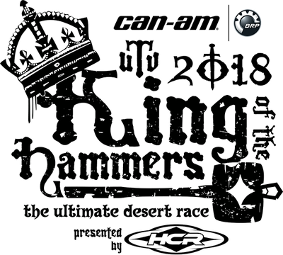 UTV King of the Hammers 2018